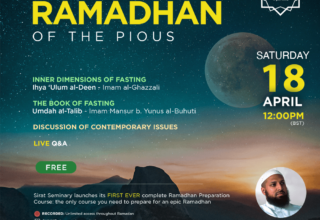 Ramadhan of the Pious